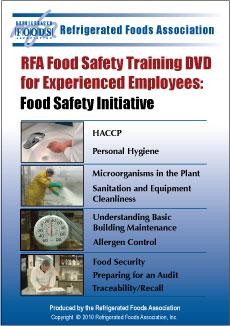 RFA Training DVDs
